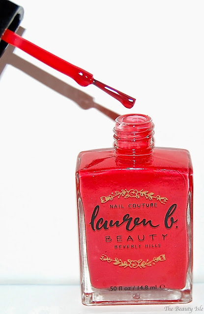 Lauren B. Beauty Nail Polish in Sunset Blvd
