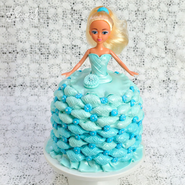 Doll Cake Without Mold
