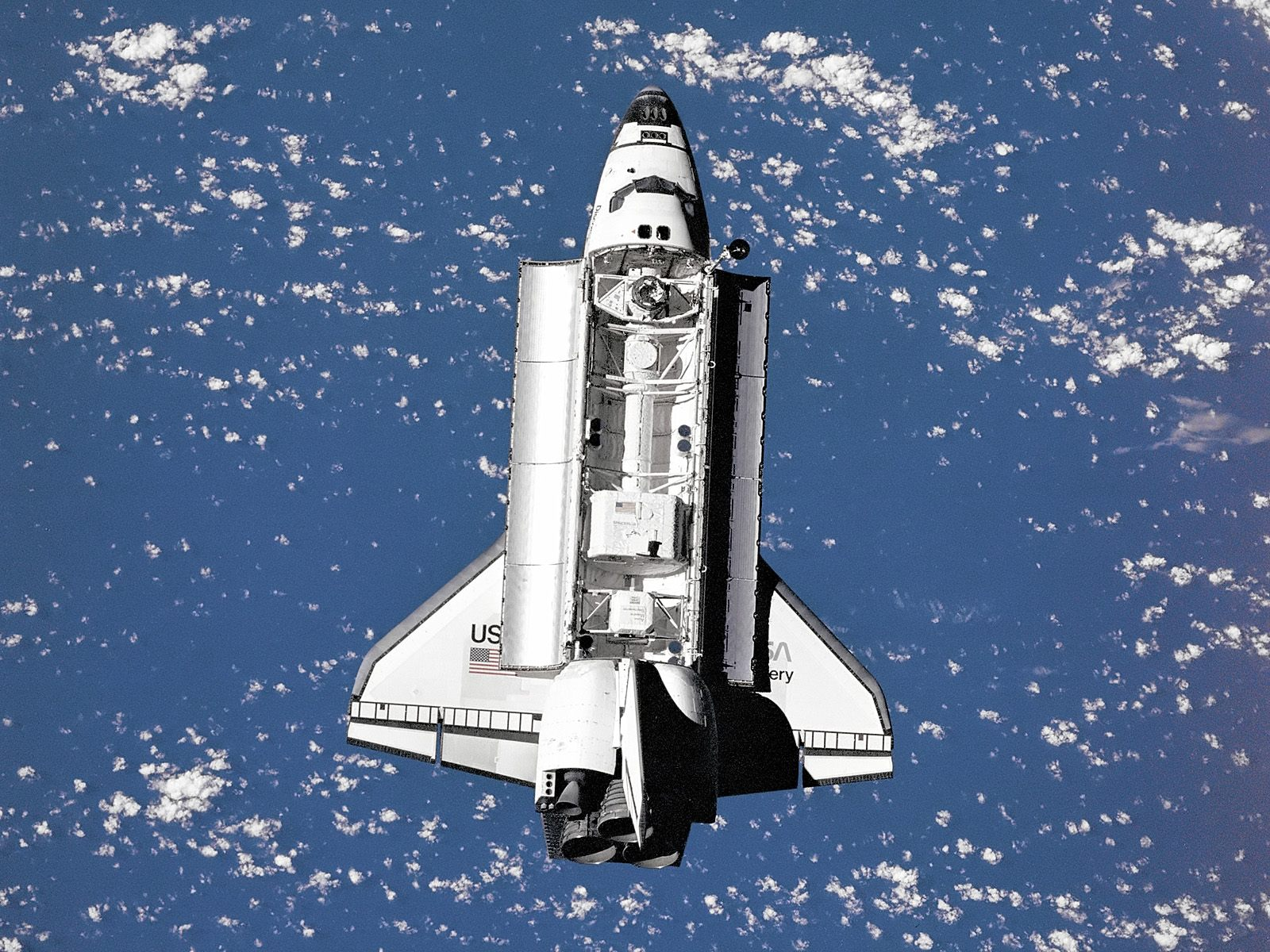 space shuttle fleet names - photo #39