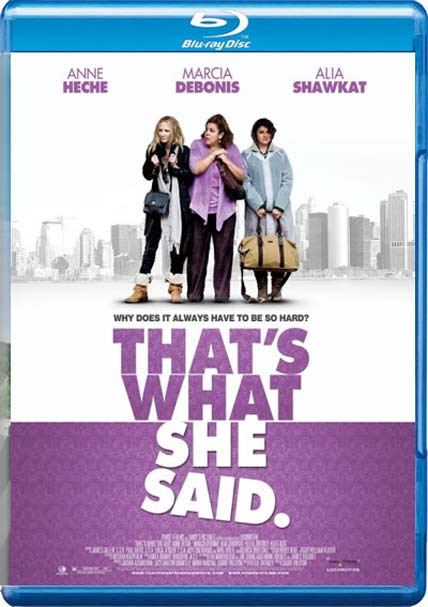 That's What She Said (2012) BluRay 720p 600Mb Mkv
