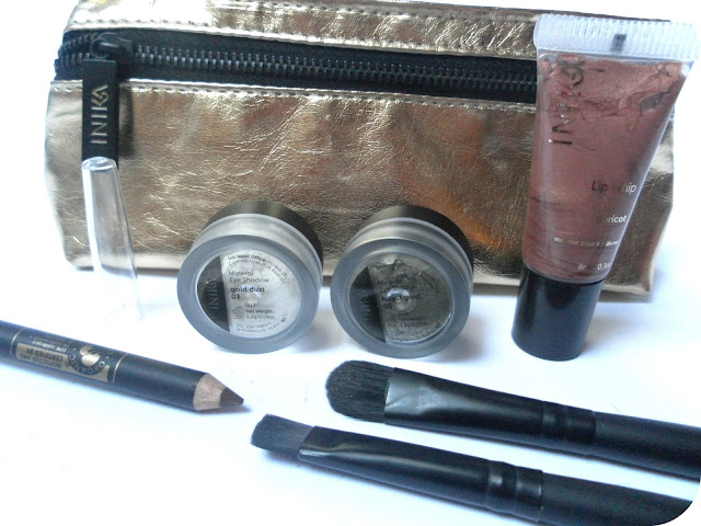 A picture of Inika Precious Metallics Gold Collection