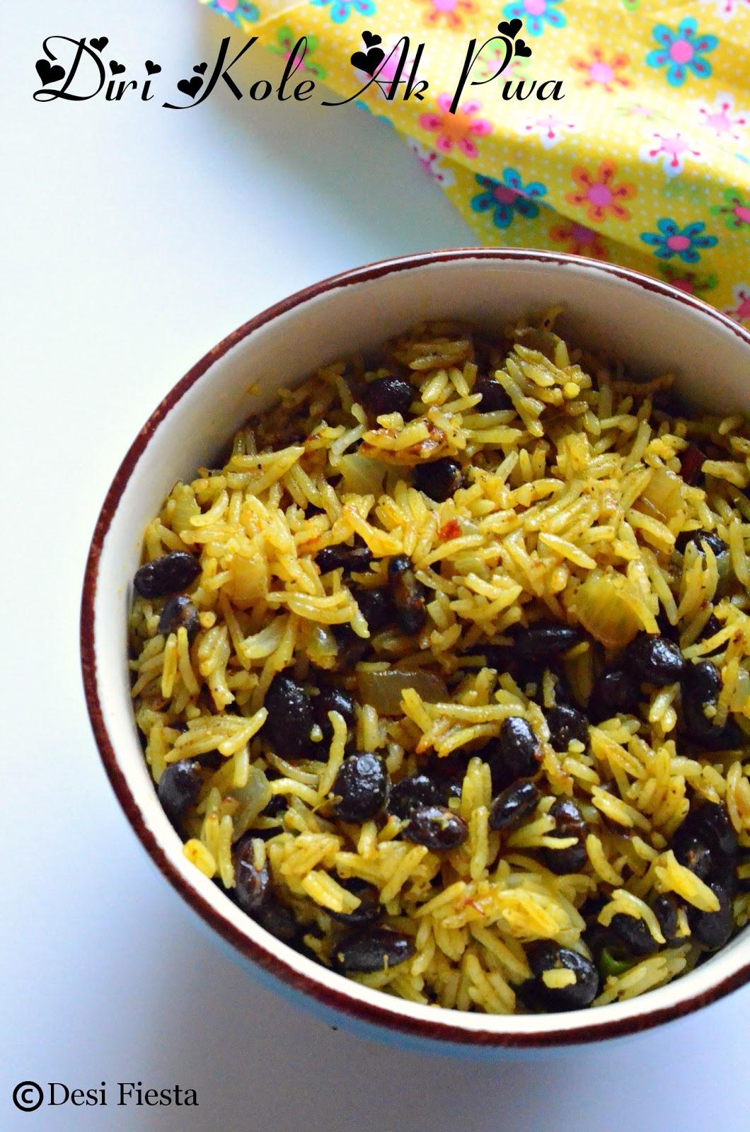 National dish of Haiti