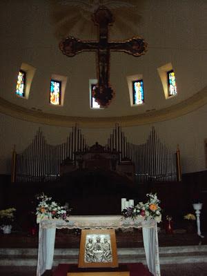 altare duomo Argenta