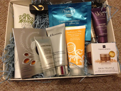 Photo of the content of Latest in Beauty's Beauty bible box