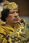 Lo que no se sabe de la obra de Gadaffi