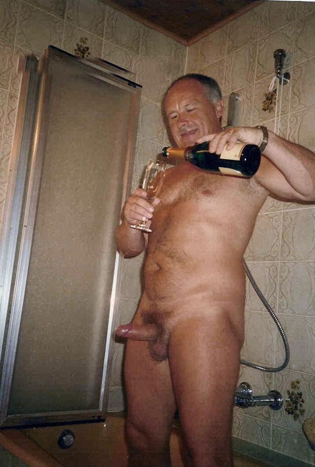 Men Naked Daddy