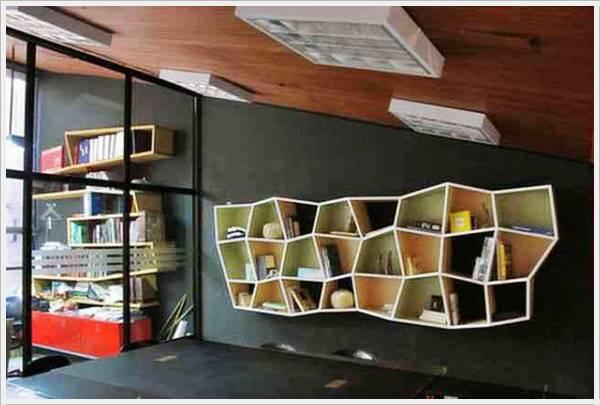 Merveilleux Unusual U0026 Creative Bookcases