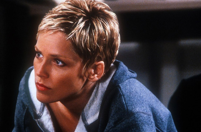 Cinema just for fun on strong and fascinating female for Coupe de cheveux sharon stone 2012