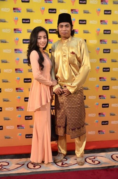 mamat sepah, pelawak, pelakon, artis, hiburan, Nurul Syafiqah