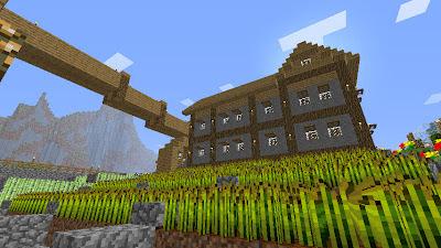 Buğday Çiftliği İşletme Oyunu