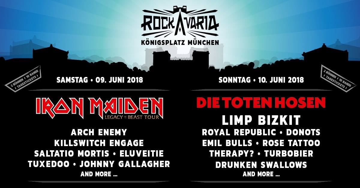 Rockavaria 2018