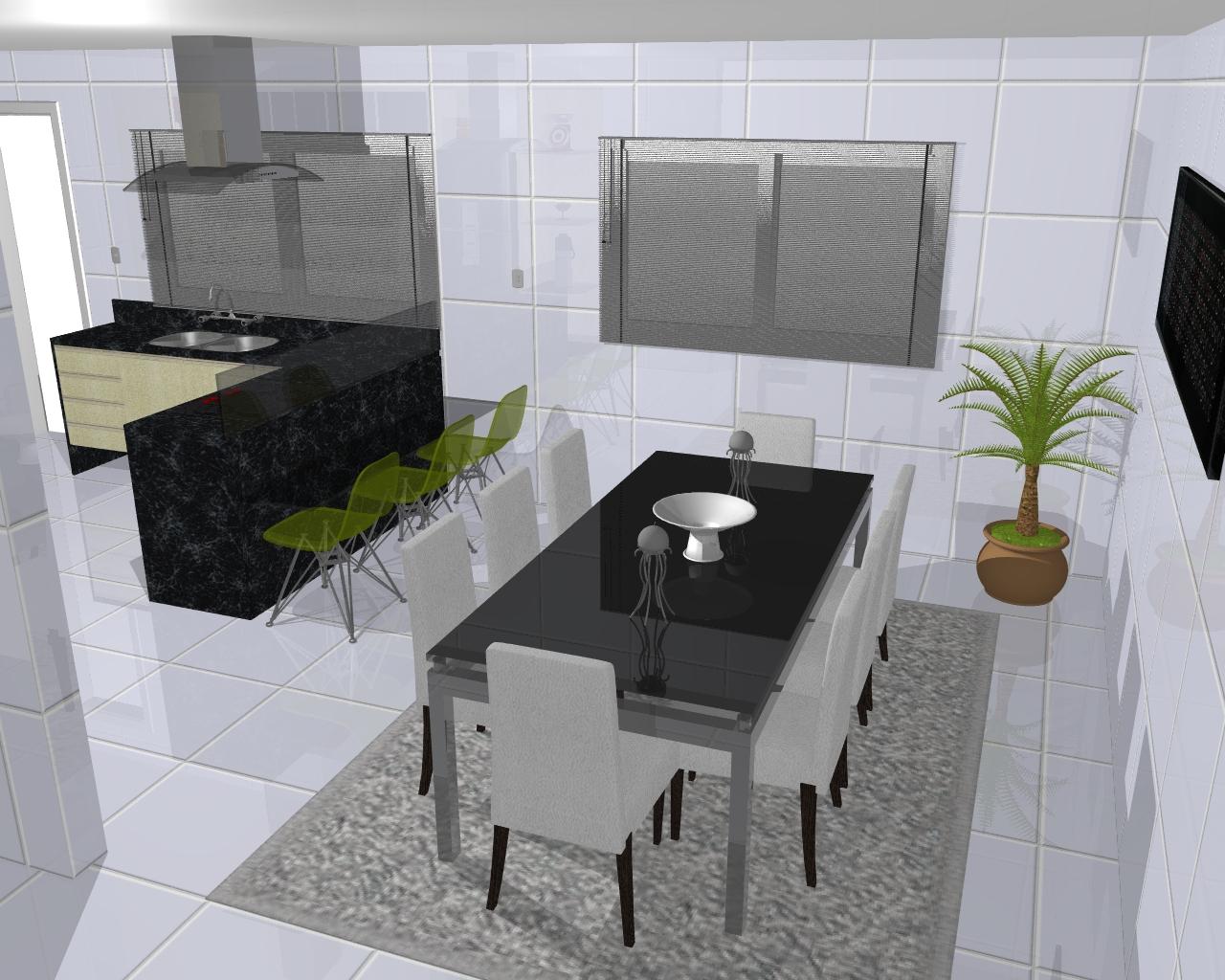 Portf Lio Mar Lia Bial Cozinha Planejada