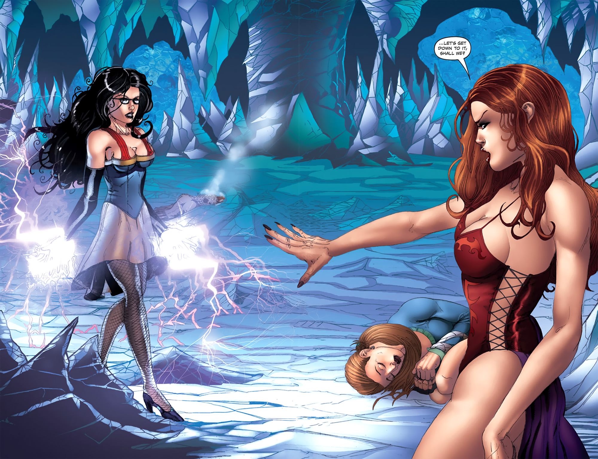 Grimm Fairy Tales (2005) Issue #24 #27 - English 6