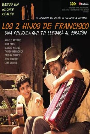 Dos Hijos de Francisco (2005) DVDRip [Latino]1Link