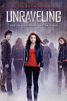 book cover of Unraveling by Elizabeth Norris
