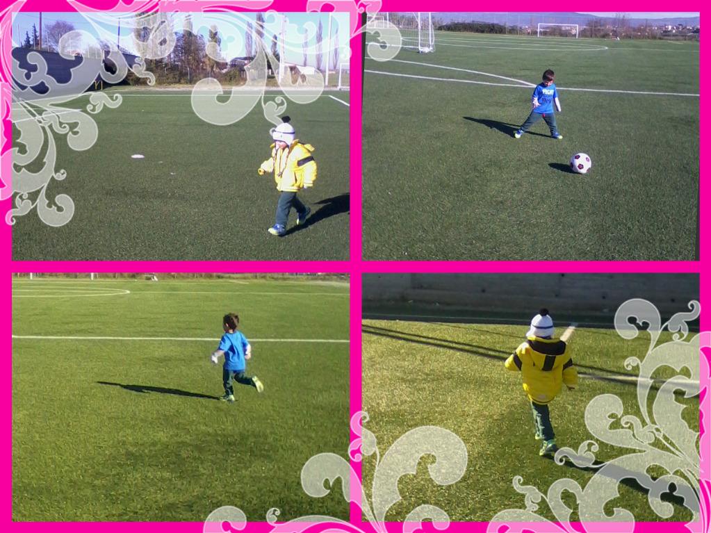 Βόλτα στο γήπεδο