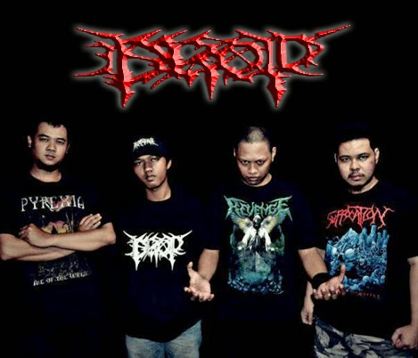 Drop Band Brutal Death Metal Tangerang Foto Personil Logo Wallpaper