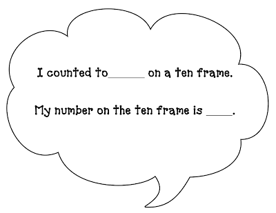 Five Frame Math Template http://www.lovetwoteach.com/2011/05/ten-frame-game_25.html