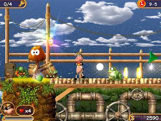 Download Supercow - Game Lucu Sapi Super