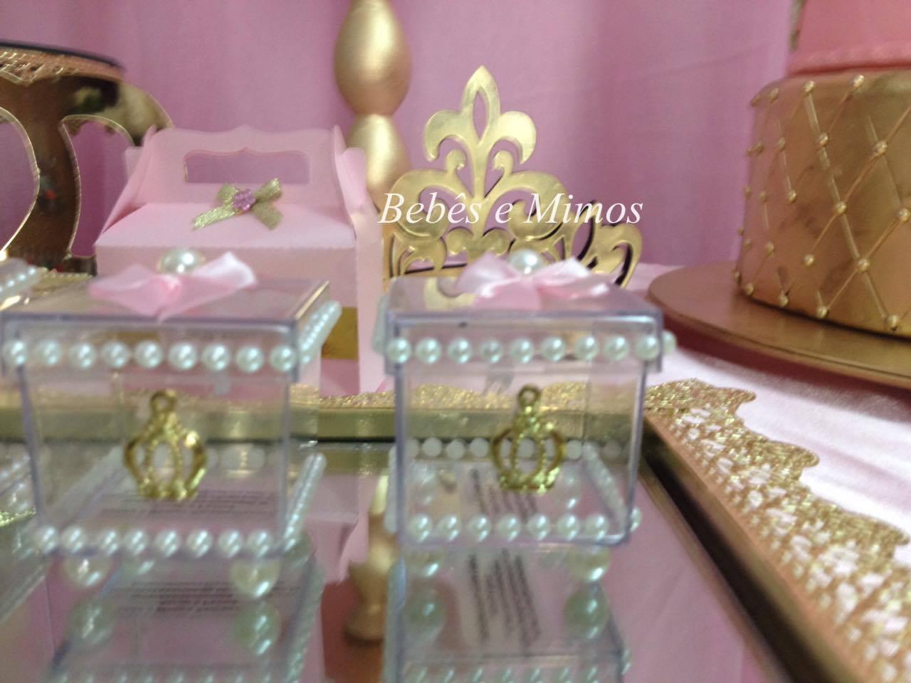 Bebês e Mimos Festas: Coroa Menina