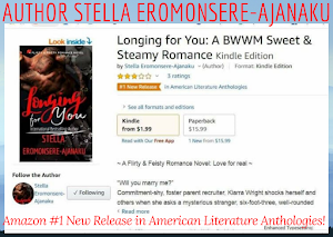 🔥🔥🔥🔥Longing for You was an Amazon #1 New Release in American Literature Anthologies🔥🔥🔥🔥