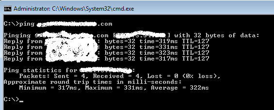MELIORATE: Finding Maximum frame size on the Network : PING makes it ...
