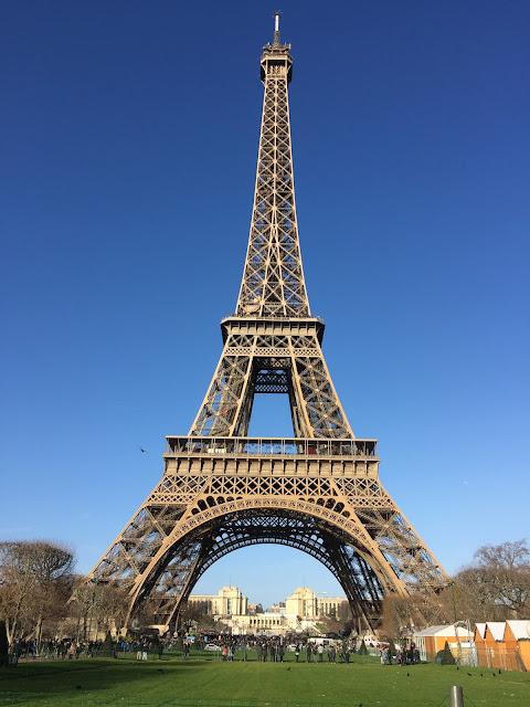 Paris, France | Eiffel Tower; 2016