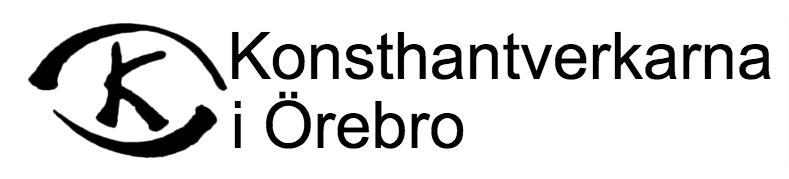 Medlem i Konsthantverkarna i Örebro