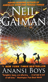 Anansi Boys - A book by Neil Gaiman - Published in 2005