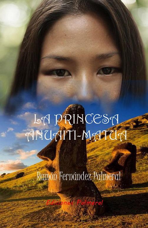 La princesa Anuaiti-Matua. Venta en Amazo