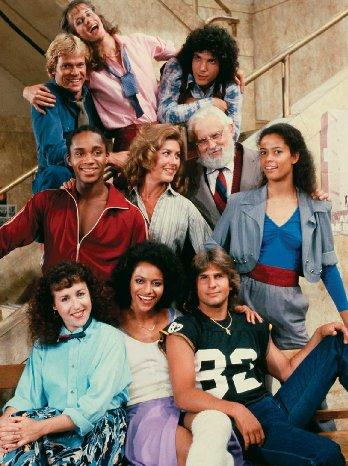 Cine y teatro musical fame 1980 - 80er damenmode ...