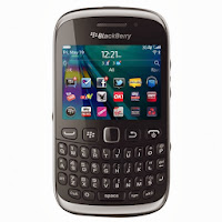 Blackberry Armstrong 9320 - Hitam