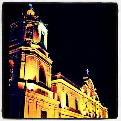 Cebu Metropolitan Church, Visita Iglesia, Holy Week, Philippines, Bisita Iglesia, Simbahan, Gusali, Instagram, Mahal na Araw, Semana Santa