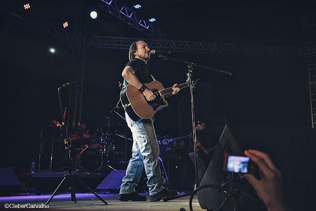 David Quinlan, Show, Ilha Solteira-SP, Festival Gospel, Cleber Carvalho,