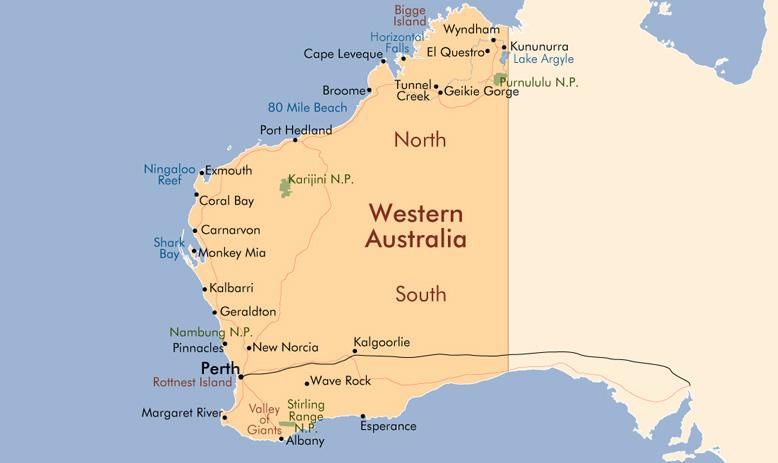Australia Perth Mission