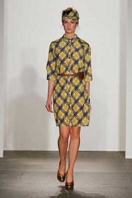 Casual Dresses - Karen Walker Kollektion Frühjahr - Sommer 2012