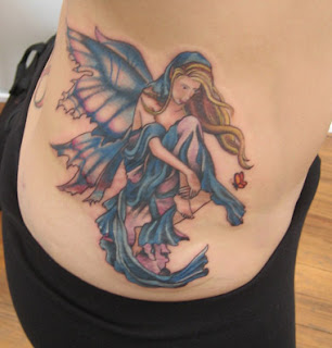 Variations of Fairy Tattoo Designs