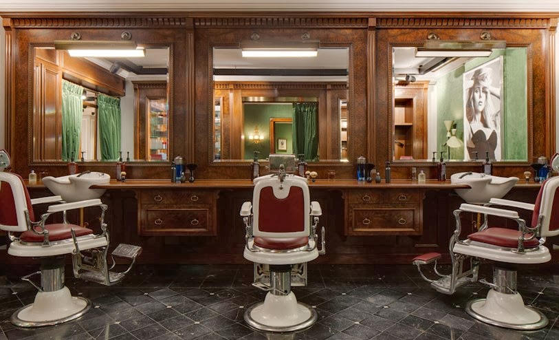 Trends On The Rocks: TRENDY: A Barbearia Dolce & Gabbana