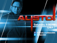 Watch Alisto Pinoy TV Show Free Online.