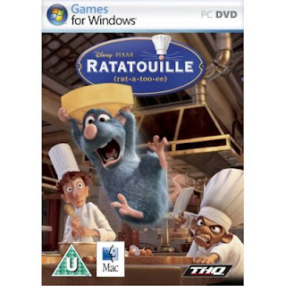 Ratatouille pc game