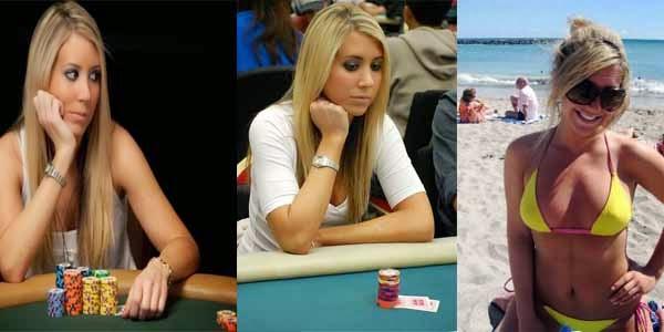 Lauren Kling Wanita Pemain Poker Tercantik Terseksi Di Dunia