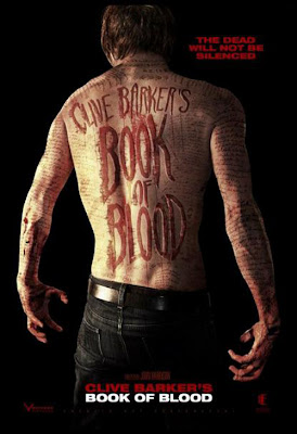 Watch Book of Blood 2009 BRRip Hollywood Movie Online | Book of Blood 2009 Hollywood Movie Poster