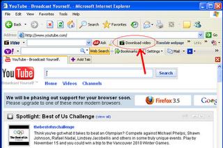 Является дополнением для Internet Explorer и Firefox, и дает возможность ск