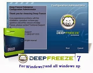 Download Deep Freeze 7 dan Undeepfreeze