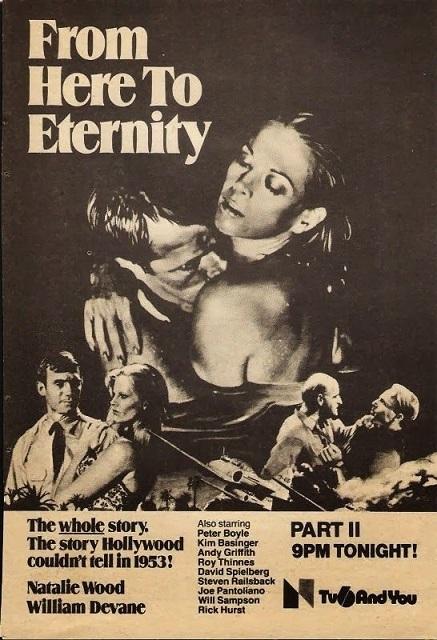 DE AQUÍ A LA ETERNIDAD (1979)