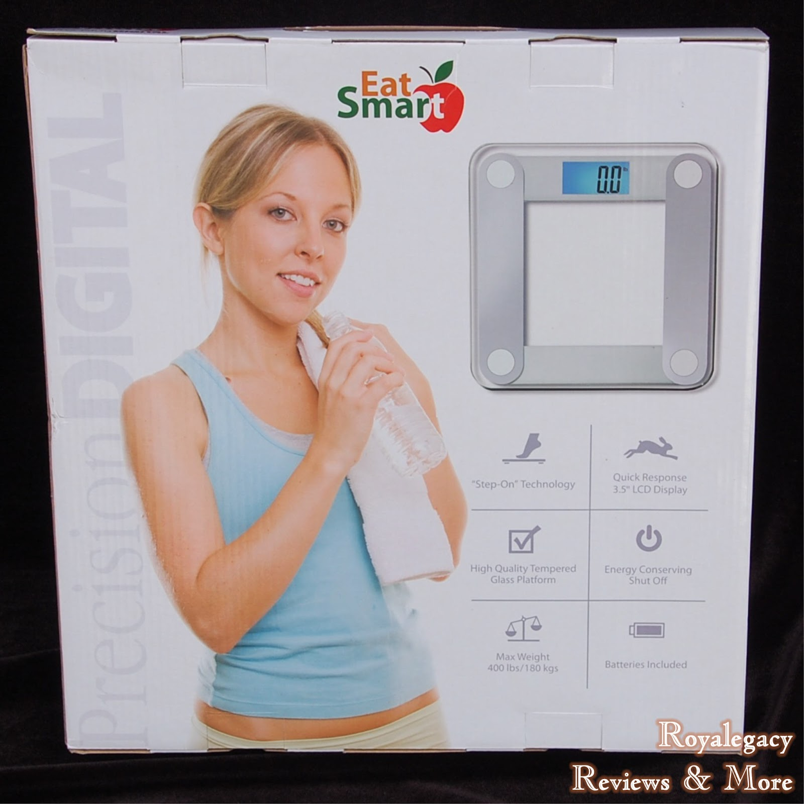 Eatsmart precision digital bathroom scale review - Eatsmart Precision Digital Bathroom Scale Review