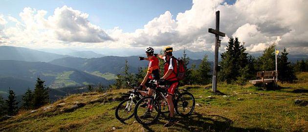 Rakúsko cykloturistika