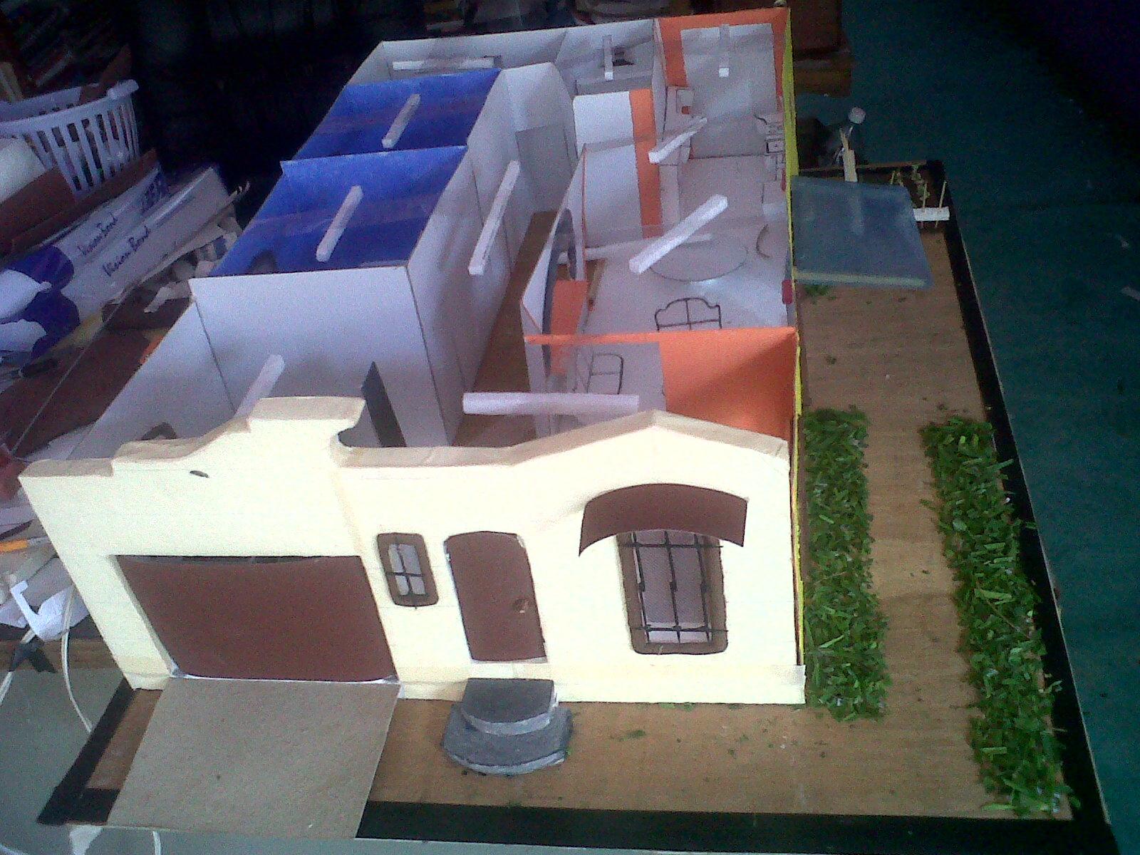 Equipo 3 casa ecologica casa ecologica - Casa de materiales ...