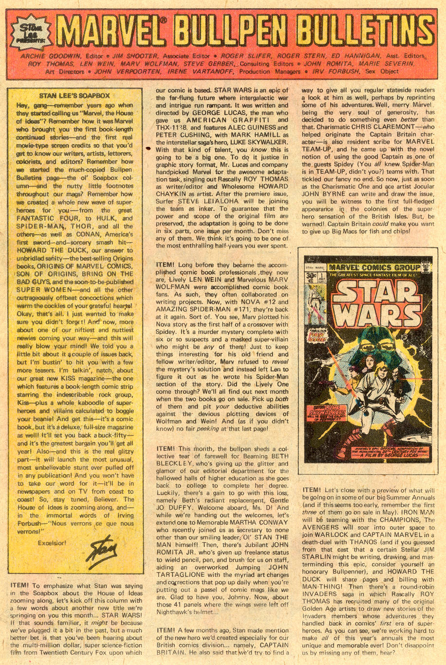 Conan the Barbarian (1970) Issue #76 #88 - English 19