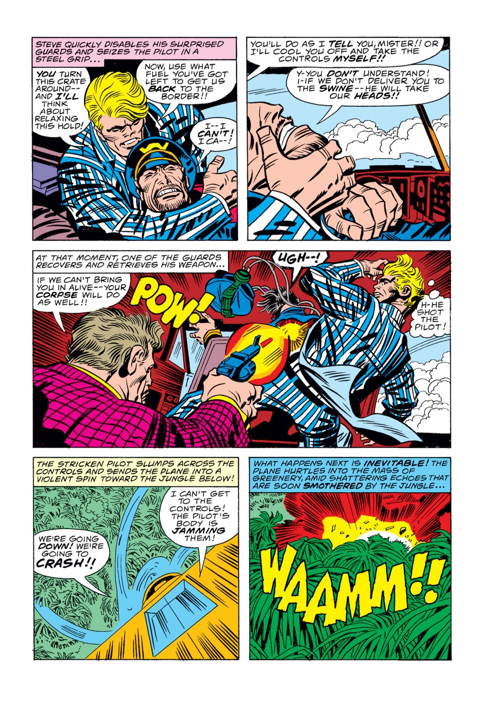 Captain America (1968) Issue #207 #121 - English 4